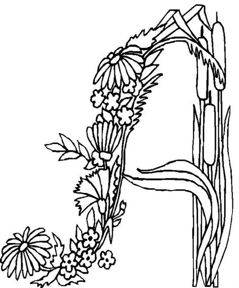 printable letters with flowers flower page printable coloring sheets alphabet flower a
