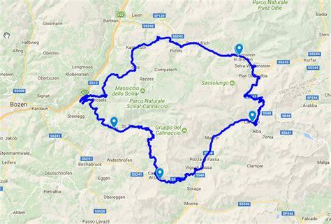 Motorradtouren Meran by Rosengarten Seiseralm Alpen Motorrad