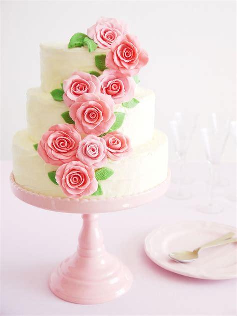 simple wedding cakes  desserts entertaining ideas