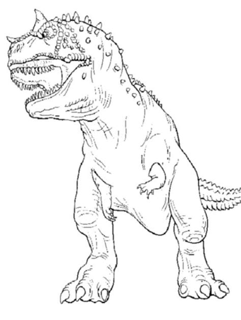 coloring page jurassic world t rex coloring page jurassic world printable kids