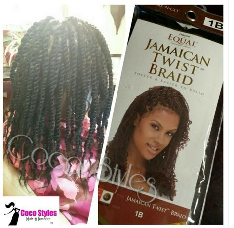 What Type Of Hair To Use For Twist by Marley Twists Cocostyled This Equal Jamaican Twist
