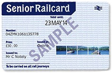 Railcard Gift Card - 163 20 off save 163 360 senior railcard discount code offers