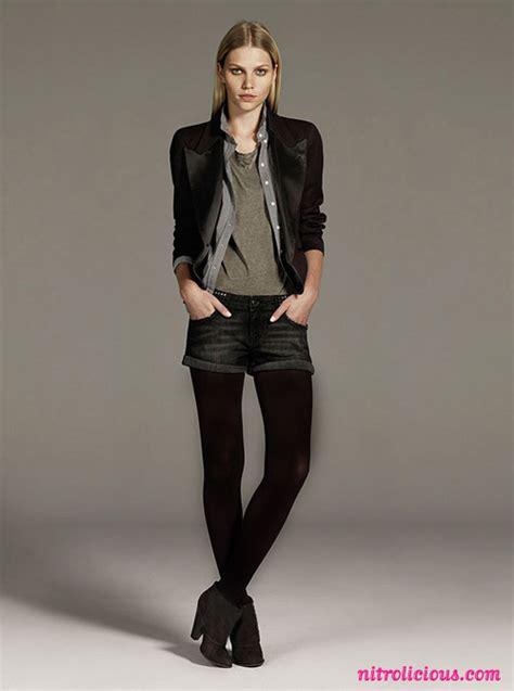 Zara Kulot Set By Be Fashion zara fall 2009 collection look book nitrolicious