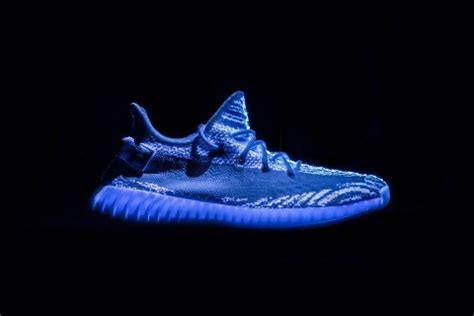 Adidas Yeezy 350 Glow Release by A Glow In The Yeezy Boost 350 V2 Has Surfaced On Instagram