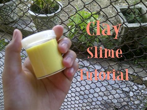 cara membuat clay slime cara membuat clay slime how to make clay slime kl12