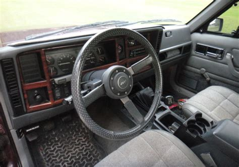 manual repair autos 1992 jeep comanche interior lighting 1992 jeep comanche eliminator 4wd pickup truck for sale photos technical specifications