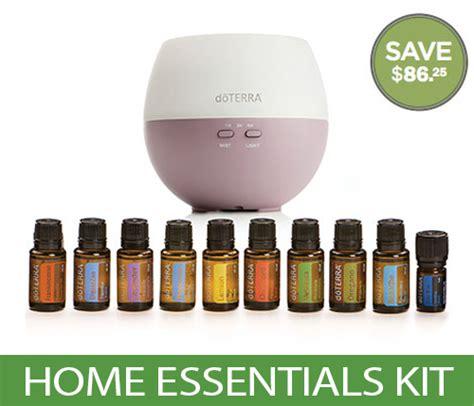 doterra home essentials enrollment kit