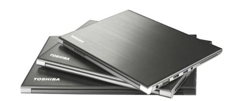 toshiba z series business laptops unveiled with intel haswell processors slashgear