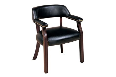 Traditional Office Chairs by Traditional Office Chair In Black 511k