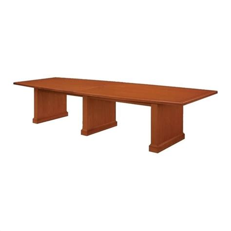 12 Conference Table by Dmi Furniture Belmont 12 Boat Shaped Conference Table