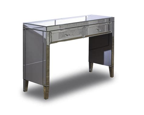 Valencia Console Table Valencia Plus 2 Drawer Mirror Console Table