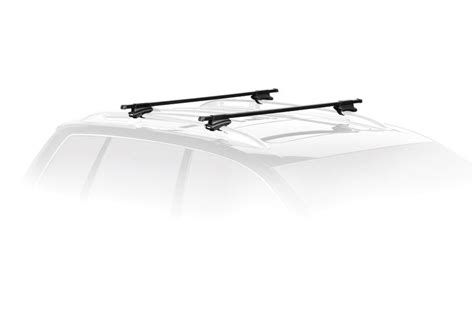 Rack Attack Rails by Factory Raised Rail Or Track Mount Roof Rack Systems