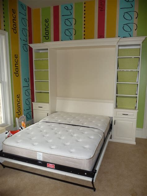 kids murphy bed murphy beds traditional kids dc metro by tailored