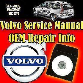 volvo  repair manual ebay