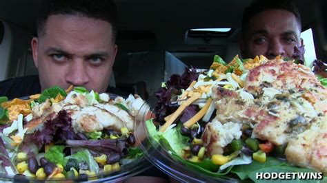Grilled Chicken Salad Mcdonalds Vs Wendys by Mcdonald S Southwest Grilled Chicken Salad