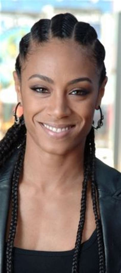 cornrow hairstyles jada pinkett smith 1000 images about celebrity braids on pinterest box