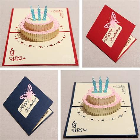 Creative Greeting Cards For Birthday