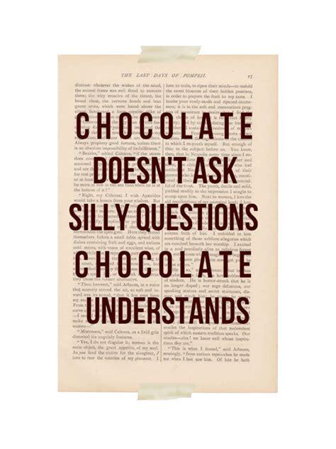 chocolate quotes chocolate quotes quotesgram