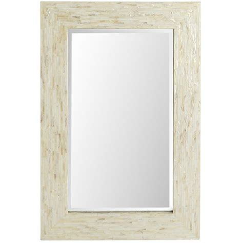 mother of pearl bathroom mirror ivory mother of pearl mirrors bathroom pinterest