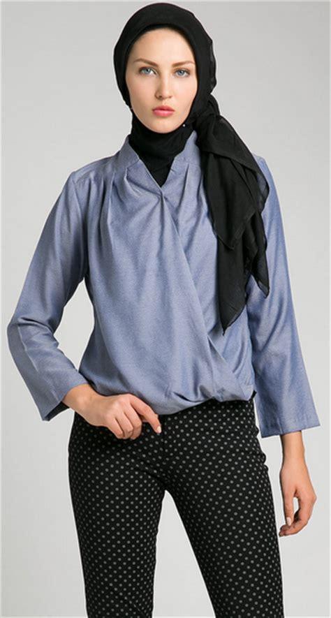 Baju Muslim Wanita Casual Contoh Model Baju Muslim Casual Untuk Wanita Trendy Harga