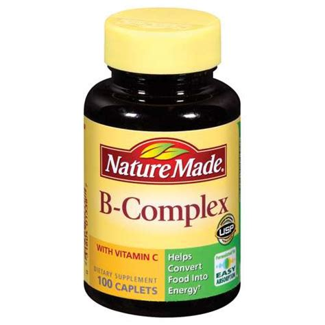 b complex supplement vitamin b complex