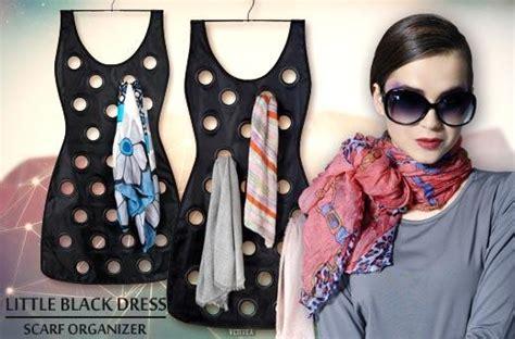 Rak Sepatu Yg Digantung jual black dress hanging scarf organizer rak