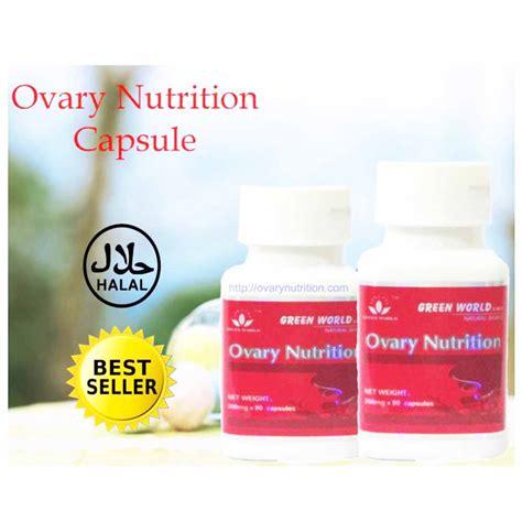 Ovary Nutrition Capsule ovary nutrition capsule membantu melancarkan haid cegah kista