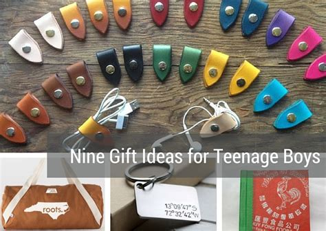 Gift Card Ideas For Teenage Guys - nine gift ideas for teenage boys handmade and made in america aftcra blog