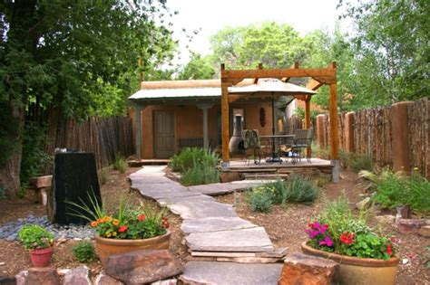Just Two Fabulous Courtyards by Casa Tres Hombres Eastside Historic Adobe Vrbo