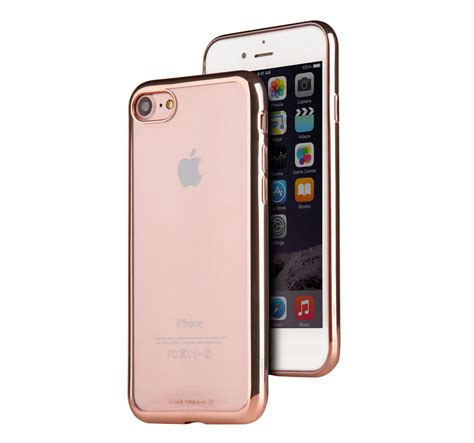 iphone  metalico flex collection rose gold