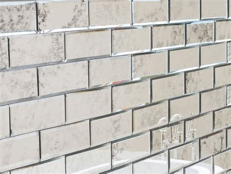 mirror wall tiles ideas for the formation of a wall with mirror wall tiles doherty house