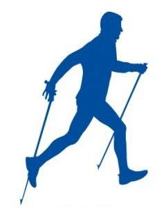 sport graphics nordic walking  sport graphic gif