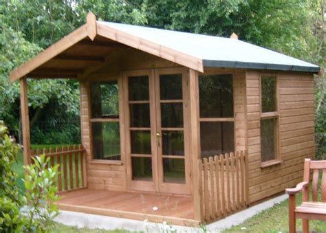 summer house plans 10 x 12 morston summerhouse with apex roof plans free
