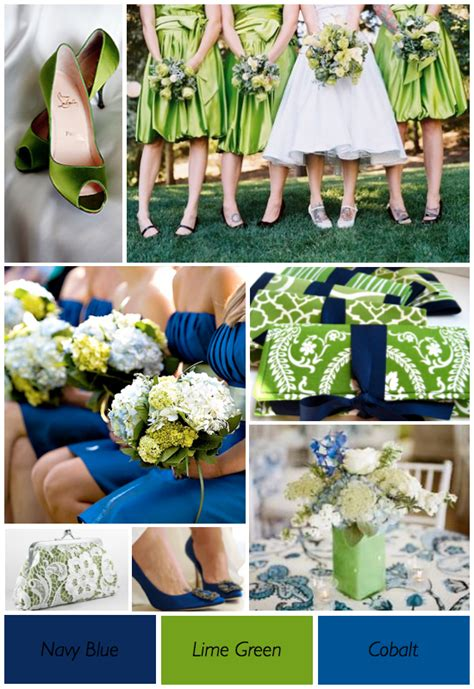 blue and green wedding theme weddings by lilly