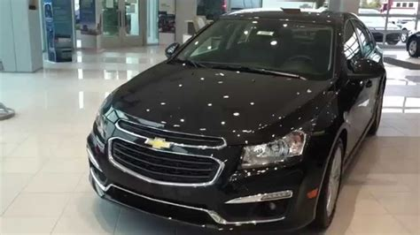Sign Black Crooz 2015 chevy cruze ltz at bachman chevrolet with rs package