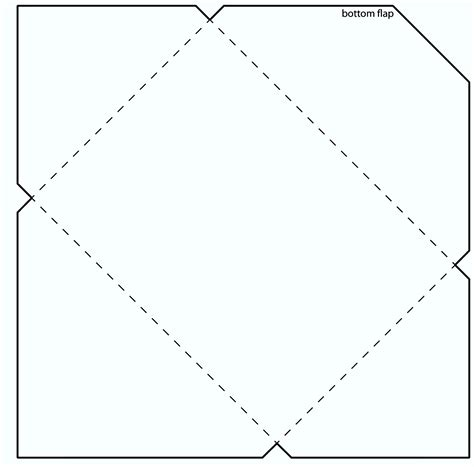 Free Printable Envelope Pdf | free printable envelope template template update234 com