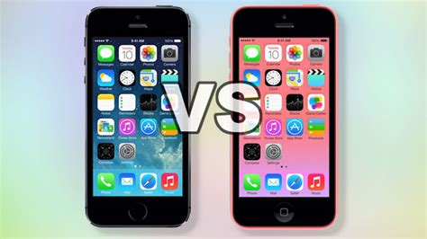 iPhone 5S vs iPhone 5C: which should you buy?   Trusted