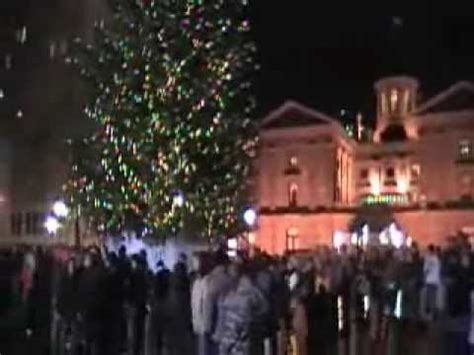 portland new years events portland new years in pioneer courthouse square
