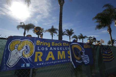 rams to move nfl approves rams move to los angeles chargers may join