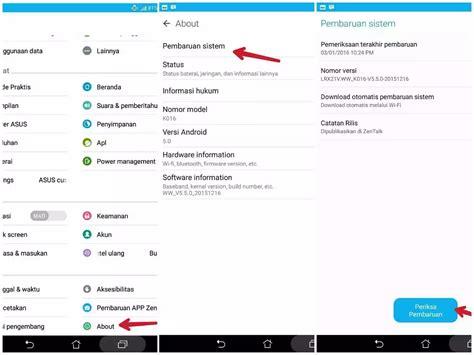 cara membuat website versi android cara upgrade sistem operasi android ke versi terbaru