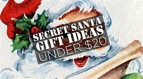 Office Gift Exchange Ideas 20 by 7 Gifts 20 That Will Work For Any Secret Santa Gift