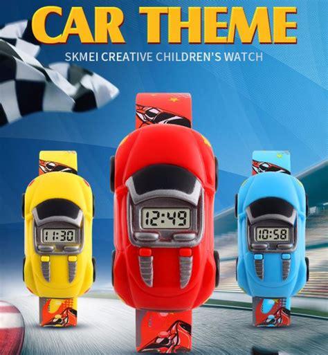 Skmei Jam Tangan Anak Dg1240 Purple skmei jam tangan led anak anak bentuk mobil dg1241