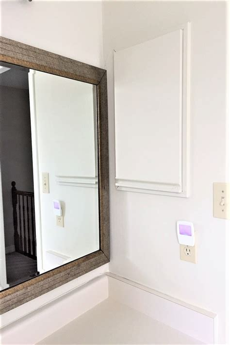 How To Remove A Medicine Cabinet S Place