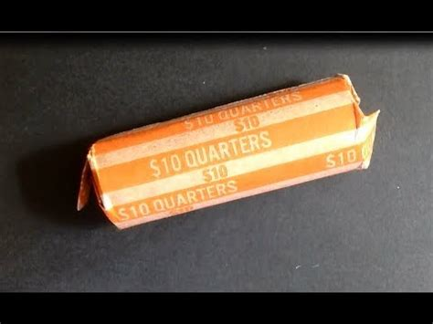 roll hunting quarters coin roll quarters i the best tellers at my bank silver silver silver