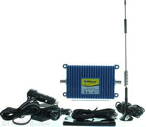 wilson  mobile  car cell phone signal booster