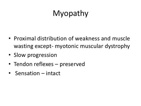myotonic dystrophy pattern of weakness muscular dystrophy duchenne and becker s