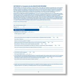 fmla employee medical certification form