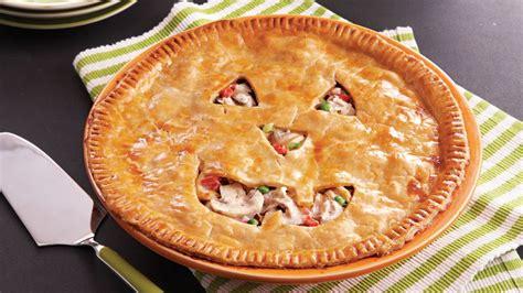 easy jack o lantern cheesecake pie toot sweet 4 two jack o lantern chicken pie recipe pillsbury com