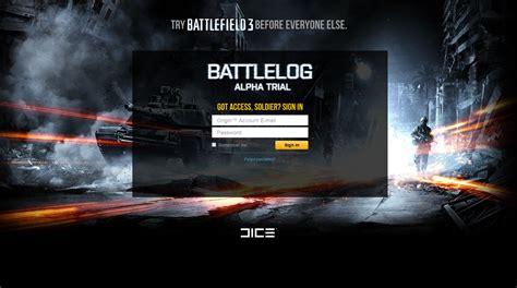 battlelog is now live battlelog bomb