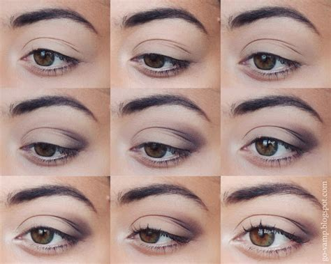 tutorial makeup natural video natural eyes tutorial go v